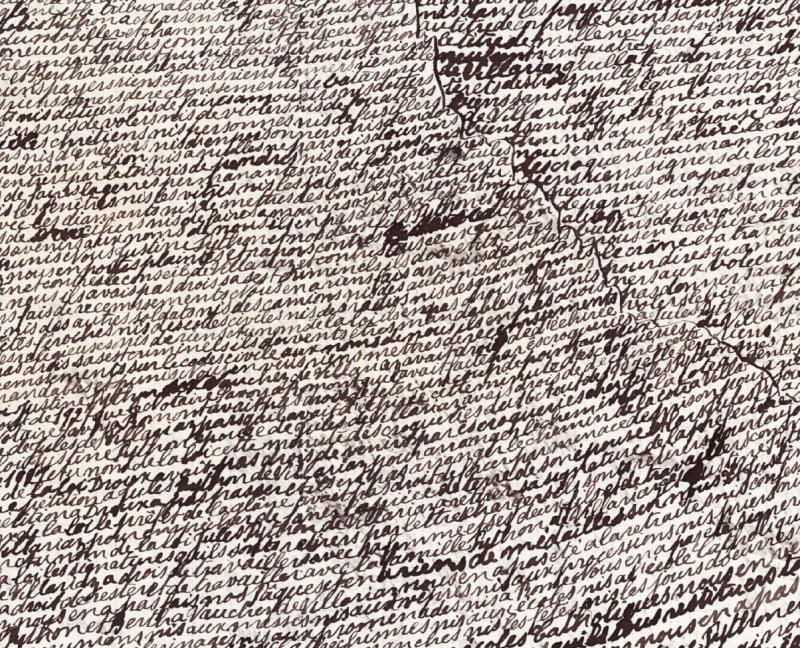Écrits bruts avec Anouk Grinberg