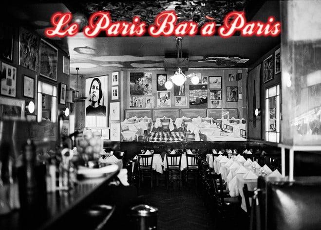 Suzanne Tarasiève ouvre le Paris Bar