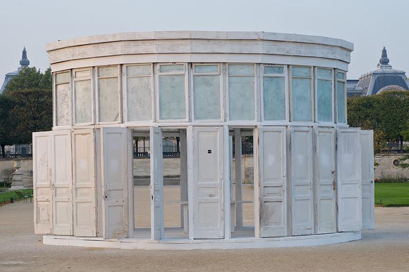 Alexander Brodsky, architecture expérimentale
