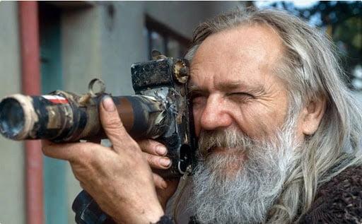 Miroslav Tichy, la photographie en solitaire