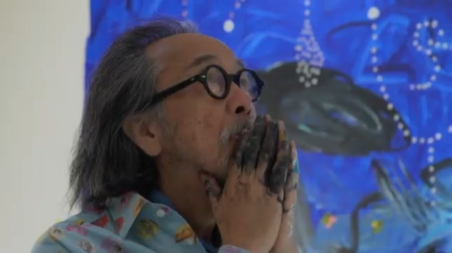 Aki Kuroda hors du temps